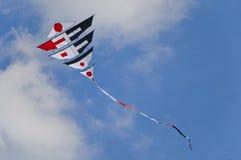 Kite in blue sky Royalty Free Stock Photo