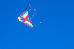 Kite in the blue sky Stock Photos