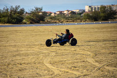 Kite Buggy Stock Images