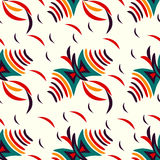 Kite color abstract pattern background Royalty Free Stock Photos