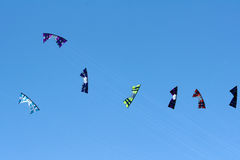 Kite Competition Stock Photography