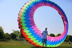 Kite Day Chicago Royalty Free Stock Photo