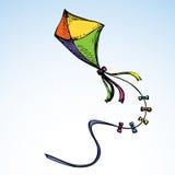 kite Desenho do vetor ilustração royalty free