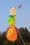 Kite festival 2014 at Cha - am beach, Thailand Stock Photo