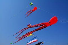 Kite festival Royalty Free Stock Photo