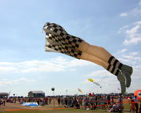 Kite festival Royalty Free Stock Image