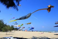 Kite Festival Stock Photography