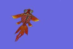 Kite in flight Royalty Free Stock Photos