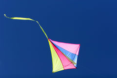 Kite flight Royalty Free Stock Images