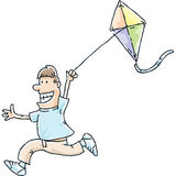 Kite Flight Stock Photos