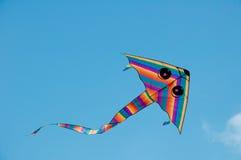 Kite flying Stock Photography
