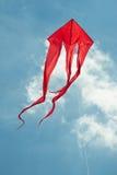 Kite flying Stock Image