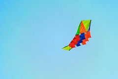 Kite flying Stock Photography