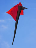 Kite Flying High Royalty Free Stock Photography