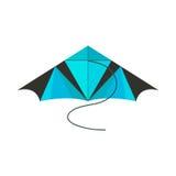Kite icon vector. Stock Photo