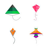 Kite icon vector. Stock Photography