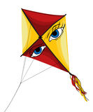 Kite illustration Stock Photos