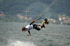 Kite nosegrab royalty free stock image