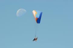 Kite sailing Stock Photo