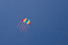 Kite in the sky Stock Photo