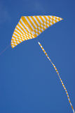 Kite in sky Stock Photo