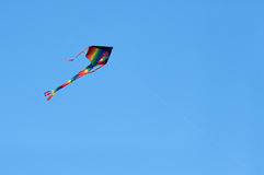 Kite in the sky Royalty Free Stock Image