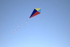 Kite in the sky Royalty Free Stock Image