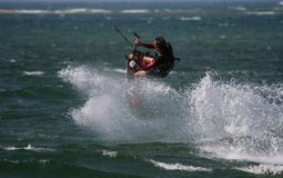 Kite surf stock images