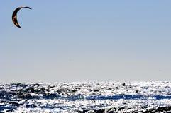 Kite surf Royalty Free Stock Photo
