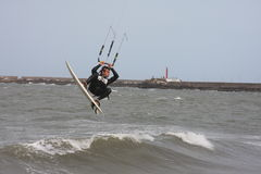 Kite Surf 2 Stock Photo