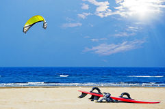 Kite surf Stock Photo