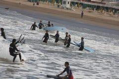 Kite Surf 5 Stock Photo