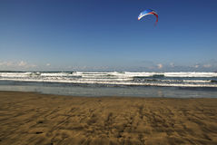 Kite surf Royalty Free Stock Photography