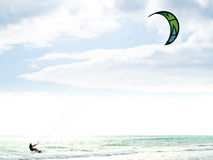 Free Kite Surfer Royalty Free Stock Image - 11543666