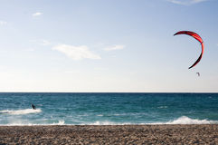 Free Kite Surfer Stock Images - 44921594