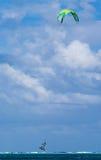 Kite Surfer Royalty Free Stock Photo