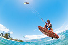 Free Kite Surfing Stock Photo - 31969420