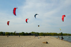 Free Kite Surfing 4 Stock Photos - 137183