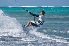 Free Kite Surfing Royalty Free Stock Photos - 7247218