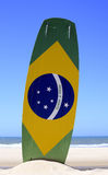 Kite surfing in brazil Stock Photos