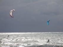 Kite twin Stock Photos
