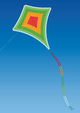 Kite (vector) Royalty Free Stock Photo