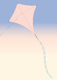 Kite (vector) Royalty Free Stock Photography