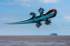 Kite Weston-super-Mare festival Stock Image