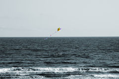 Kite in the Wind Royalty Free Stock Images