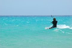 Kiteboard Royalty Free Stock Photo