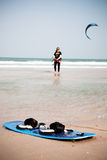 Kiteboard Stock Image