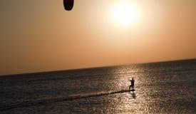Kiteboarding Stock Photos