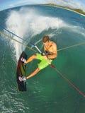 Kiteboarding Stock Photography
