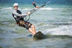 Kiter Image stock